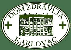 Dom zdravlja Karlovac logo